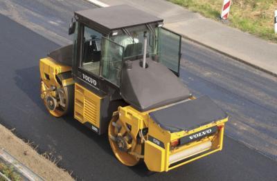Novo asfaltado