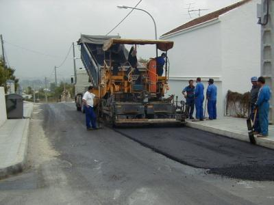 """Novo """"asfaltado"""""""