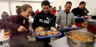 Noticia sobre a festa dos cogumelos en Faro de Vigo.